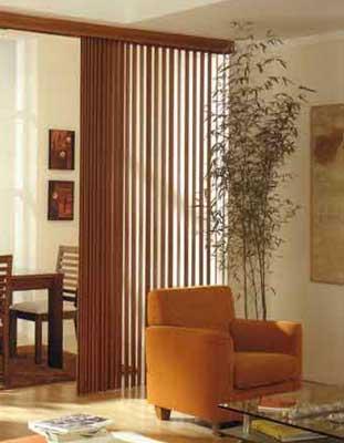 Испанскиe деревянные жалюзи