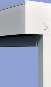 Вертикальные маркизы Brustor, Mobile MAXI zip.