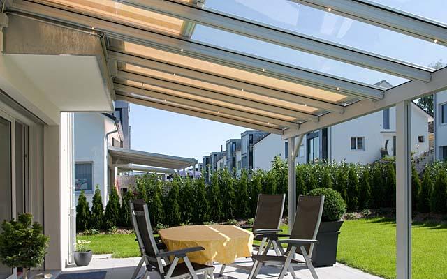 Системы со стеклянными крышами