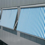 Фасадные маркизы -Metro-Box