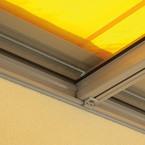 Системы со стеклянными крышами -Terrado