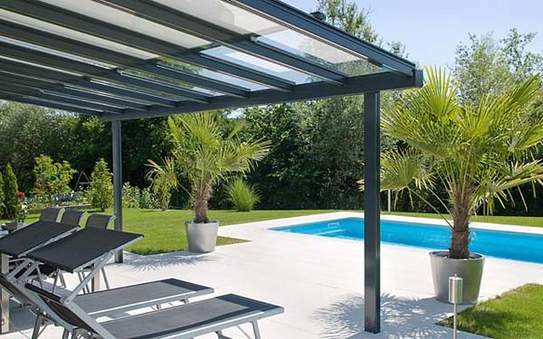 Системы со стеклянными крышами Stobag