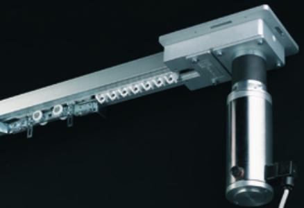 Горизонтальный раздвижной карниз. Mottura Power 801  (Италия).
