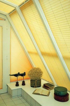 электрические шторы плиссе